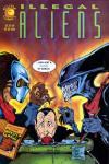 Illegal Aliens Comic Books. Illegal Aliens Comics.