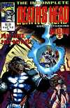 Incomplete Death's Head Comic Books. Incomplete Death's Head Comics.