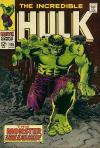 Incredible Hulk #105 Comic Books - Covers, Scans, Photos  in Incredible Hulk Comic Books - Covers, Scans, Gallery