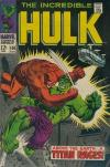 Incredible Hulk #106 Comic Books - Covers, Scans, Photos  in Incredible Hulk Comic Books - Covers, Scans, Gallery