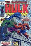 Incredible Hulk #122 Comic Books - Covers, Scans, Photos  in Incredible Hulk Comic Books - Covers, Scans, Gallery