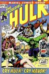 Incredible Hulk #150 comic books for sale