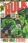 Incredible Hulk #156 comic books for sale