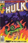 Incredible Hulk #240 comic books for sale
