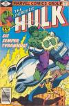 Incredible Hulk #242 comic books for sale