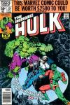 Incredible Hulk #251 comic books for sale