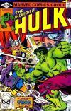 Incredible Hulk #255 comic books for sale