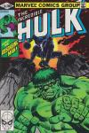 Incredible Hulk #261 comic books for sale
