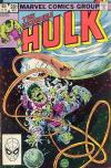 Incredible Hulk #281 comic books for sale