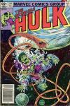 Incredible Hulk #281 comic books for sale