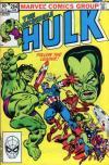 Incredible Hulk #284 comic books for sale