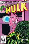 Incredible Hulk #287 comic books for sale