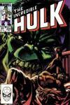 Incredible Hulk #294 comic books for sale