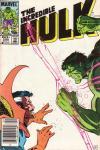 Incredible Hulk #299 comic books for sale