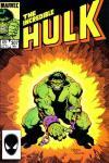 Incredible Hulk #307 comic books for sale