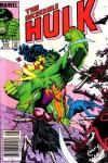Incredible Hulk #310 comic books for sale