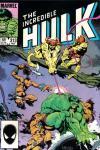Incredible Hulk #313 comic books for sale