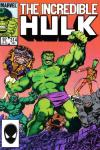 Incredible Hulk #314 comic books for sale