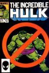 Incredible Hulk #317 comic books for sale