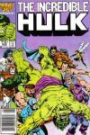 Incredible Hulk #322 comic books for sale