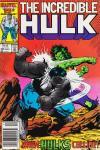 Incredible Hulk #326 comic books for sale