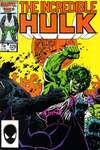 Incredible Hulk #329 comic books for sale