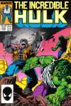 Incredible Hulk #332 comic books for sale