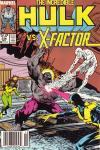 Incredible Hulk #336 comic books for sale