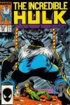 Incredible Hulk #339 comic books for sale