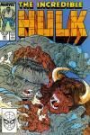 Incredible Hulk #341 comic books for sale