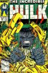 Incredible Hulk #343 comic books for sale