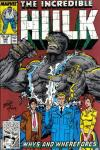 Incredible Hulk #346 comic books for sale