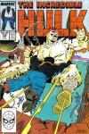 Incredible Hulk #348 comic books for sale