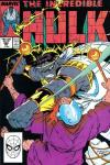 Incredible Hulk #352 comic books for sale