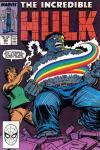 Incredible Hulk #355 comic books for sale