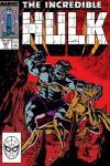 Incredible Hulk #357 comic books for sale