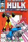 Incredible Hulk #366 comic books for sale