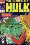Incredible Hulk #382 comic books for sale