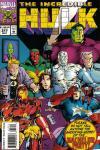 Incredible Hulk #417 comic books for sale