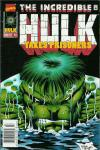 Incredible Hulk #451 comic books for sale