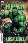 Incredible Hulk: Last Call Comic Books. Incredible Hulk: Last Call Comics.