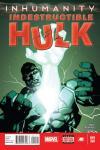 Indestructible Hulk #19 comic books for sale