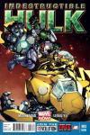 Indestructible Hulk #3 comic books for sale