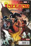 Inferno #3 comic books for sale