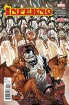 Inferno #4 comic books for sale