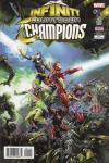 Infinity Countdown: Champions Comic Books. Infinity Countdown: Champions Comics.