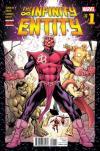 Infinity Entity comic books