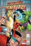 Infinity Entity #1 comic books for sale
