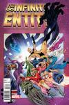 Infinity Entity #3 comic books for sale
