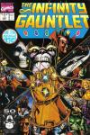 Infinity Gauntlet comic books